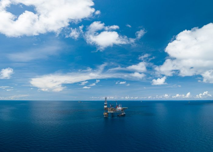 panoramic view for offshore
